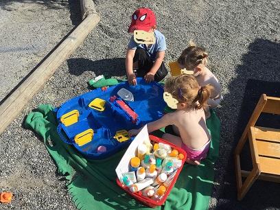 klær som tema i barnehagen