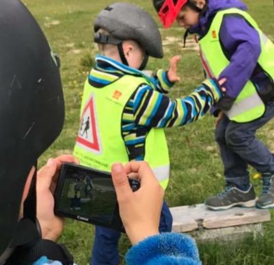hvordan dokumentere i barnehagen